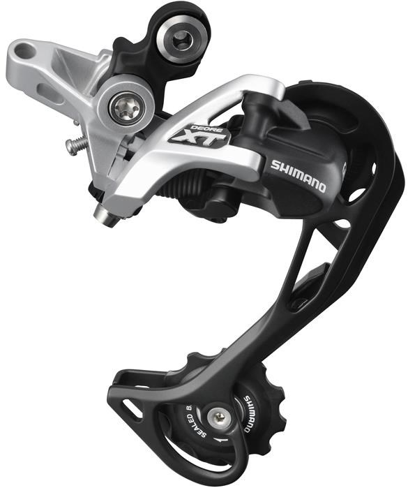 Shimano RD-M781 XT 10 Speed Shadow Design Rear Derailleur SGS Top Normal | MTB