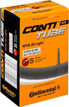 Continental MTB Supersonic 26 inch Presta Inner Tube