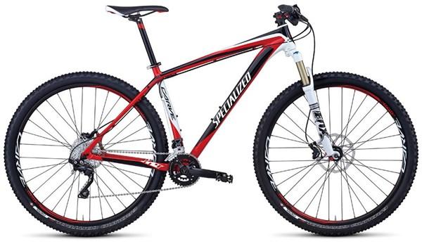 Specialized Carve Pro Mountain Bike 2013 - Hardtail Race MTB