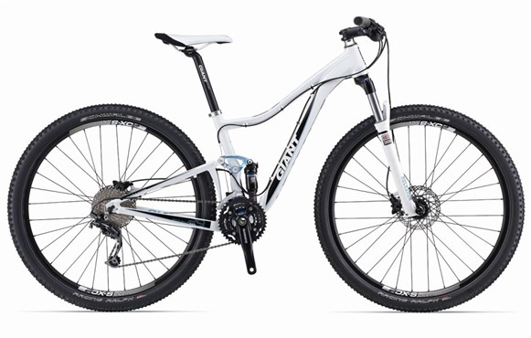 Giant Anthem X 29er Womens Mountain Bike 2013 - Full Suspension MTB