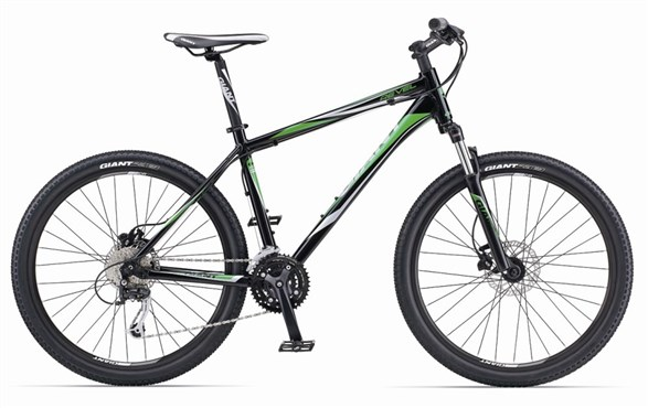Giant Revel 1 Mountain Bike 2013 - Hardtail MTB