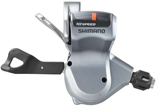 Shimano Ultegra 10-speed Rapidfire Shift Levers For Flat Bar, 4600 / 5700 / 6700 only SLR780