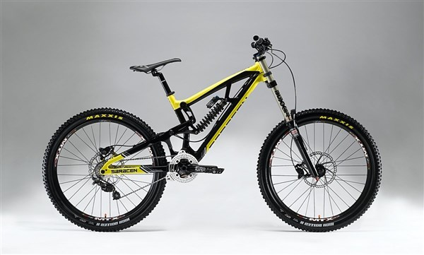 af198627d92 Saracen Myst Pro Mountain Bike 2013 - Out of Stock | Tredz Bikes