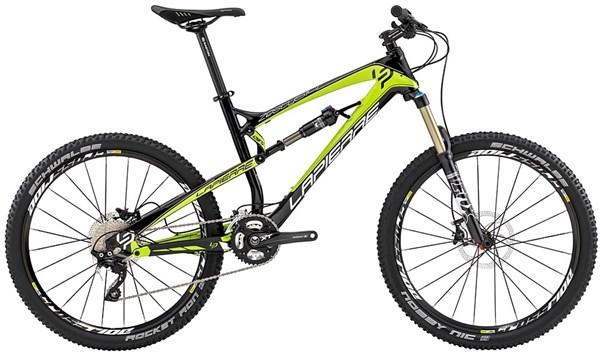 Lapierre Zesty 514 Mountain Bike 2013 - Full Suspension MTB