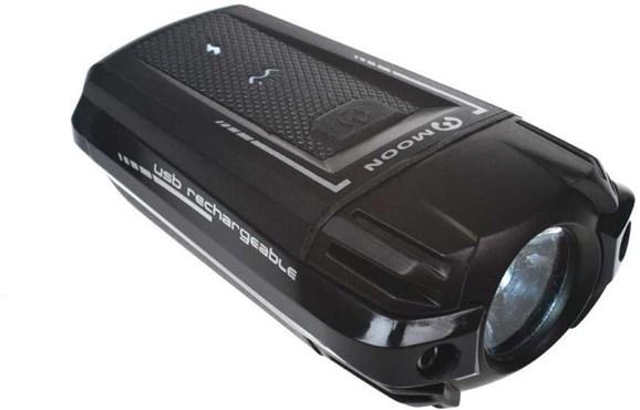 Moon Meteor 250 Lumen USB Rechargeable Front Light