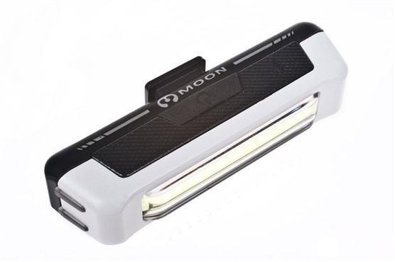 Moon Comet 100 Lumen USB Rechargeable Front Light