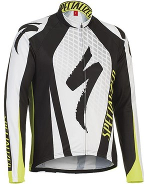 Specialized Comp Racing Long Sleeve Jersey Windtex