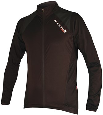 Endura MTR Windproof Long Sleeve Cycling Jersey AW16