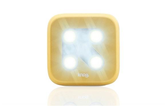 Knog Blinder 4 LED Arrow USB Rechargeable Front Light