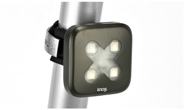 Knog Blinder 4 LED Cross USB Rechargeable Rear Light