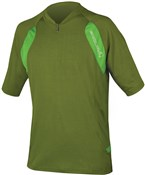 Product image for Endura SingleTrack Short Sleeve Cycling Jersey