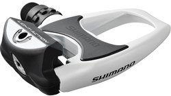 Shimano PD-R540 Light Action SPD SL Road Pedal White