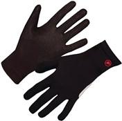Endura Gripper Fleece Long Finger Cycling Gloves