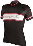 Endura Retro Womens Short Sleeve Cycling Jersey SS16