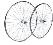 "Tru-Build 26"" Rear Wheel Alloy Rim 8/9spd Cassette Body Hub QR"