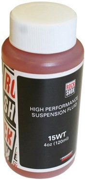 RockShox Suspension Oil 15wt 120ml