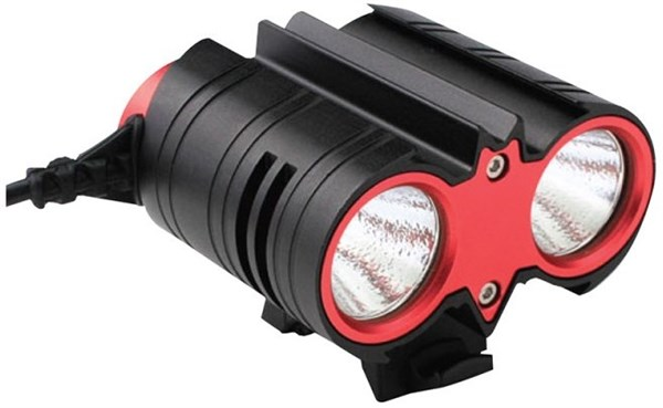 One23 Extreme Bright Duo 2000 Lumen Rechargeable Front Light