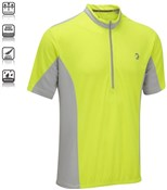 Product image for Tenn Cool Flo Breathable Short Sleeve Cycling Jersey