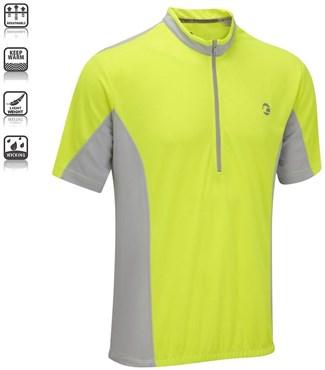 Tenn Cool Flo Breathable Short Sleeve Cycling Jersey
