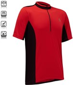 Tenn Cool Flo Breathable Short Sleeve Cycling Jersey