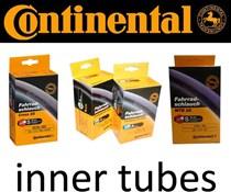 Continental Presta Long Valve Race Inner Tubes