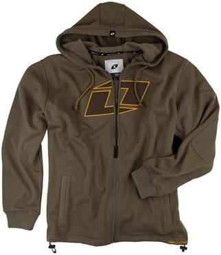 One Industries Rebel Full Zip Sweatshirt Water Resistant Hoody