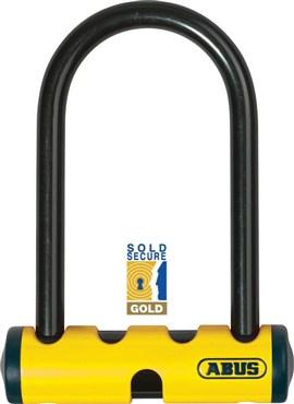 Abus U-Mini 401 D Lock - Sold Secure Gold