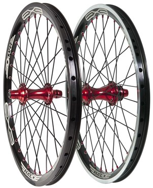 Halo EX3 Expert BMX Race Wheel