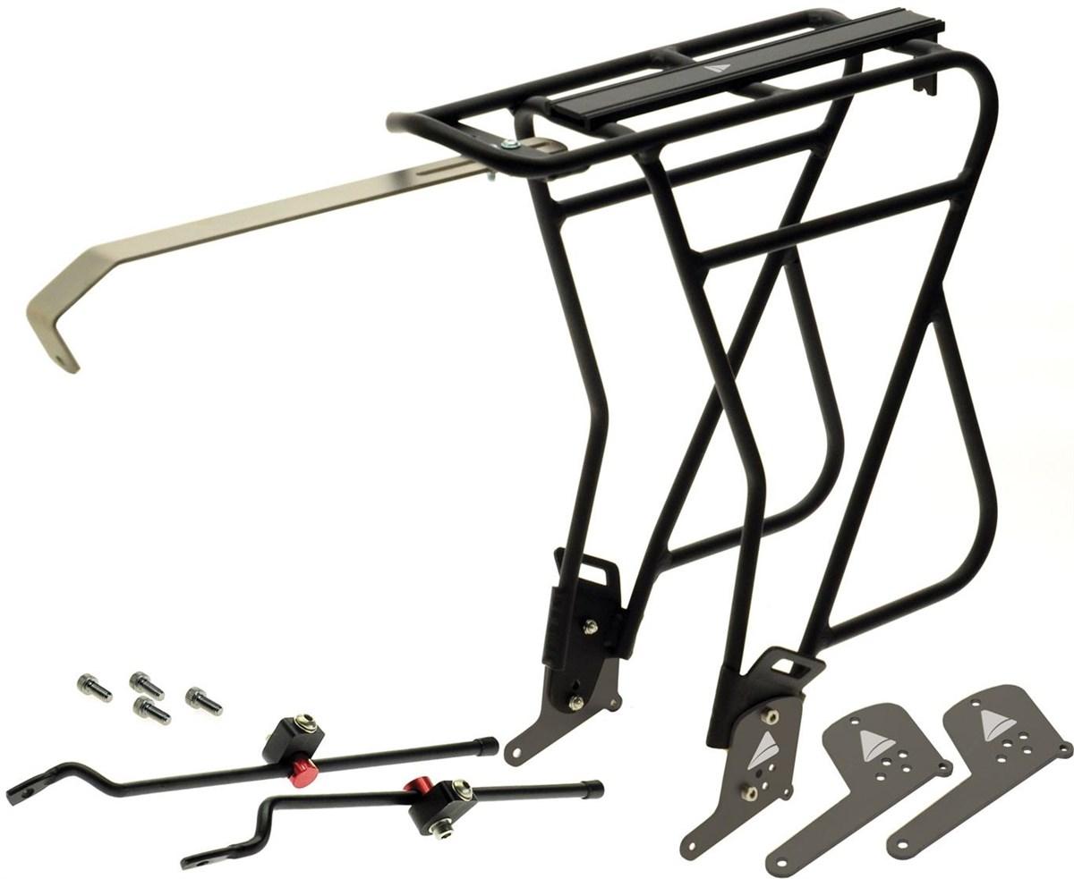 Axiom Journey Uni-Fit Mk 3 Alu Rear Rack | Rear rack