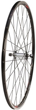 Tru-Build 700c Front Wheel Shimano 105 Mach1 Omega Rim 32H
