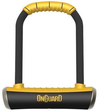 OnGuard Brute Standard Shackle U-Lock - Gold Sold Secure Rating