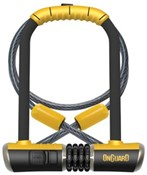 Product image for OnGuard Bulldog DT Combo U-Lock with Cable