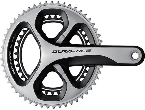 Shimano Dura-Ace Double Chainset HollowTech II FC-9000