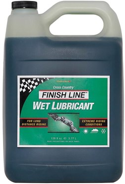Finish Line Cross Country Wet Chain Lube - 3.8 Litres | polish_and_lubricant_component