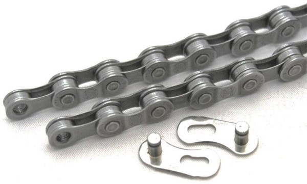 Clarks 9 Speed 116 Links Chain with AntiRust Quick Release Link Included