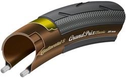 Continental Grand Prix Classic Black Chili Folding Tyre