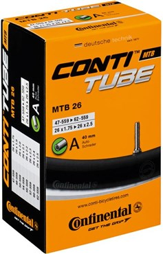 Continental MTB Downhill 26 inch Schrader Inner Tube | Tubes