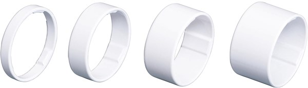 BBB BHP-36 - LightSpace 1.1/8 inch Headset Spacers
