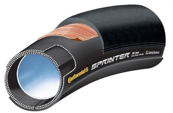 Continental Sprinter Tubular Tyre | Dæk