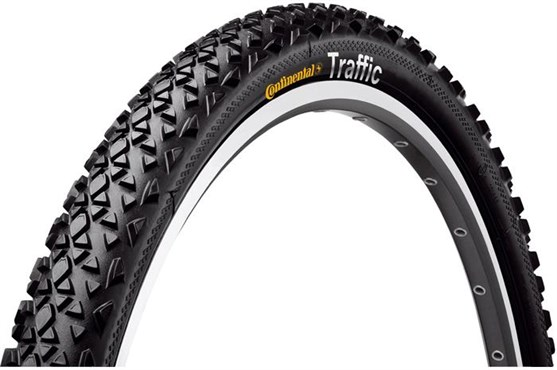 Continental Traffic 24 inch Reflex Off Road MTB Tyre
