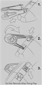 Crud Racepac 29er Mudguard Set