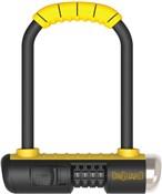 OnGuard Bulldog Standard Shackle Combo U-Lock