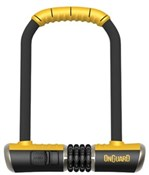 Product image for OnGuard Bulldog Standard Shackle Combo U-Lock