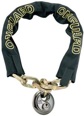 OnGuard Mastiff Series Chain Lock with Padlock
