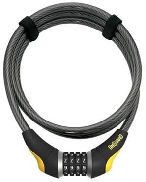 OnGuard Akita Combo Cable Lock