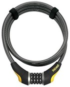 Product image for OnGuard Akita Combo Cable Lock