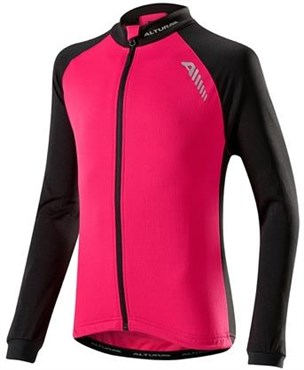 Altura Sprint Childrens Long Sleeve Cycling Jersey