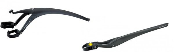Topeak DeFender RC1/RC11 700c Mudguard Set