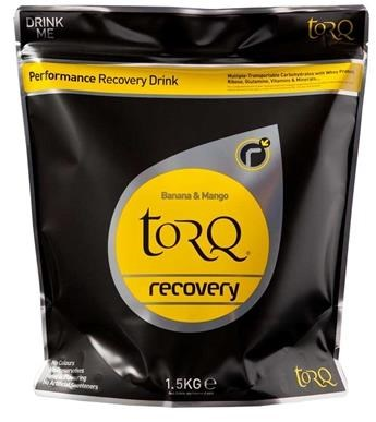 Torq Recovery Drink - 1 x 1.5kg | Protein bar and powder