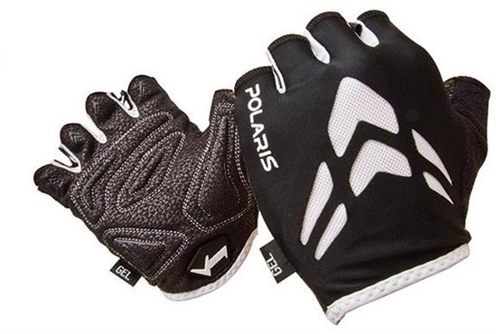 Polaris Venom Mitt Short Finger Road Cycling Gloves SS17
